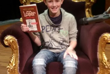 Nathanael Kaptein wint Velsense voorleeswedstrijd!