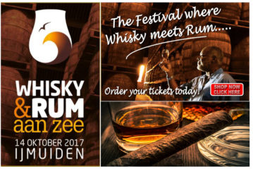 De 11de editie WHISKY & RUM aan zee Festival