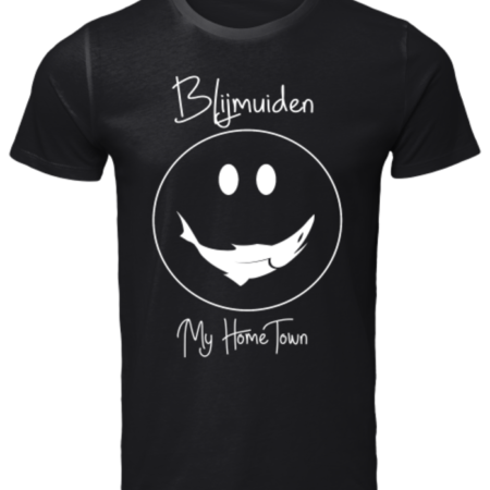blijmuiden smiley shirt