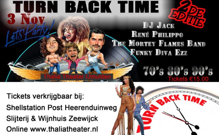 Turn Back Time Thaliatheater