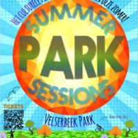Summer Park Sessions deze maand de culturele hotspot in Velserbeek