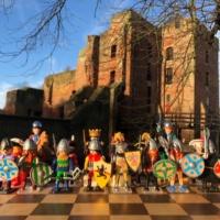Playmobiltentoonstelling 'Strijd om Holland'